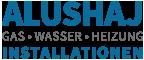 Alushaj Gas-Wasser-Heizung Installationen Logo